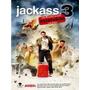 Dvd Jackass 3m Inclui 2 Versoes Do Diretor Estendida