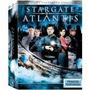 Box Stargate Atlantis - 1ª Temporada- 5 Dvds Novo E Lacrado