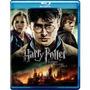 Blu-ray Harry Potter E As Reliquias Da Morte Parte 2