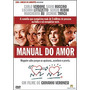 Dvd - Manual Do Amor - ( Manuale D´amore )