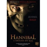 Dvd Original Do Filme Hannibal - A Origem Do Mal