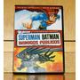 Dvd Superman Batman Inimigos Públicos ( Duplo) - Original