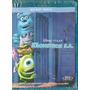 Blu-ray (duplo) Monstros S.a - Disnep - Novo***