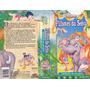 Fita Vhs Dublado Original-os Filhotes Da Selva - Disney