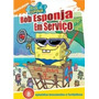 Dvd Original Bob Esponja Em Serviço