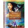 Dvd Pocahontas Ed. Musical Limitada C/ Luva Orig. Raro