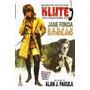 Dvd Klute O Passado Condena (1971) Jane Fonda Donald Suther