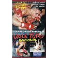Vhs - 1 Campeonato Aberto De Vale Tudo Nacional