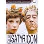 Satyricon, Dvd, Federico Fellini, Raro, Cult, Sexo Petronius