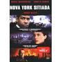 Dvd Nova York Sitiada - Frete Registrado Grátis !!!