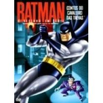 Dvd Batman - O Desenho Em Série - Cavaleiro Das Trevas Vol 2