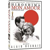 Dvd Hiroshima Meu Amor (dir : Alain Resnais Ano: 1959) Leg