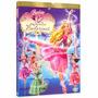 Dvd Barbie: 12 Princesas Bailarinas Seminovo