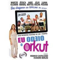 Dvd Eu Odeio O Orkut Luana Piovani Duplo Raro