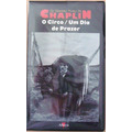 A2662 Vhs O Circo/um Dia De Prazer - Charles Chaplin Novo La
