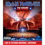 Blu-ray Iron Maiden: En Vivo! =import= Novo Lacrado