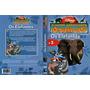 Dvd Disney O Mundo Maravilhoso Dos Animais Os Elefantes