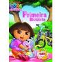 Dvd Original Dora A Aventureira - Primeira Bicicleta