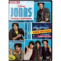 Dvd - Jonas 1ª Temporada - Volume 1