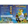 Os Simpsons - Dvd - Passagem Para Os Camarins