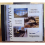 001 Fdv- Dvd Doc- 1999 Argentina Trenes Turisticos Fotos