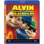 Blu-ray Alvin E Os Esquilos - Promoção - Frete Gratis