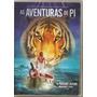 Dvd As Aventuras De Pi - Novo***