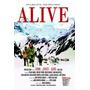 Dvd Vivos Novo Orig Lacrado Drama Sobreviventes Nos Andes