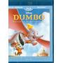 Blu-ray Dumbo - Edição De 70º Aniversário - Novo***