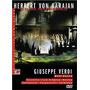 Dvd Verdi - Don Carlo / Von Karajan, Carreras, Baltsa, Furla