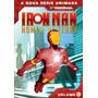 Dvd Iron Man - Homem De Ferro - A 1ª Temporada Vol. 3