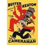 Dvd O Homem Das Novidades (com Buster Keaton Ano:1928) Leg
