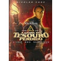 Dvd Original Do Filme Lenda Do Tesouro Perdido 2