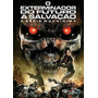 Dvd O Exterminador Do Futuro A Salvação A Serie Machinima
