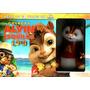 Blu-ray - Coleção Alvin E Os Esquilos - Gift Set