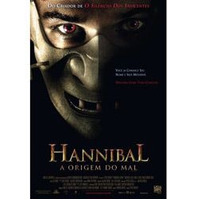Dvd Hannibal: A Origem Do Mal - Gaspard Ulliel - Original
