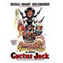Dvd Cactus Jack O Vilão Novo Original Douglas Schwarzenegger