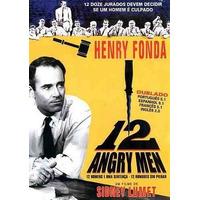 Dvd 12 Homens E Uma Sentença - Henry Fonda