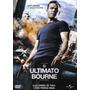 Dvd Filme - O Ultimato Bourne (dublado/legendado/lacrado)