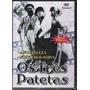 Dvd, Os Três Patetas 2 - ( Raro) - 2 Filmes Genias, Comédia