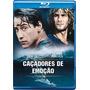 Blu-ray Caçadores De Emoção - Lacrado