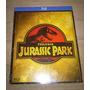 Blu-ray - Trilogia Jurassic Park (3 Discos)