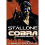 Stallone Cobra Dvd Dublado Em Portugues Original E Lacrado