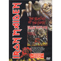Iron Maiden The Number Of...dvd - Frete Grátis!