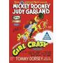 Dvd Louco Por Saias Mickey Rooney- Judy Garland Frete Gratis