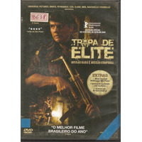 Dvd - B638nv - Tropa De Elite - Ação - Naciomal - Vendas.nor