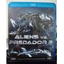 Blu Ray Alien Vs Predador 2