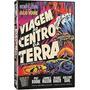 Dvd Viagem Ao Centro Da Terra ( Dublado ) Frete Grátis