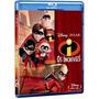Blu-ray Disney Os Incríveis - Audio E Legendas Em Português