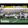 Dvd Box Santos F. C. Campeão Brasileiro 2002 - O Peixe